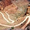 Schaeffer Canyon, Canyonlands.