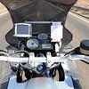 Rider's eye view