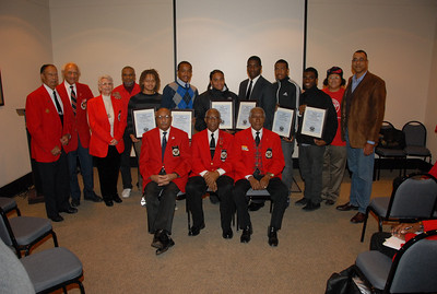 December 2013 East  Coast Chapter Tuskegee Airmen Meeting