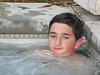 Erik's hot tub
