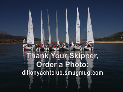 2013 Dillon Open - Sunday Keel Boats