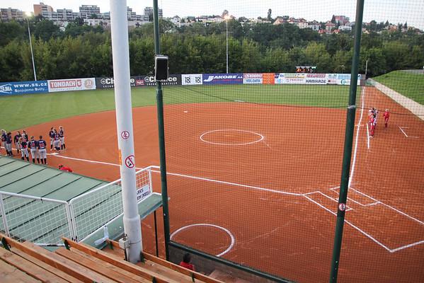 2013 EC Sparks-Caserta kwartfinale 7-0