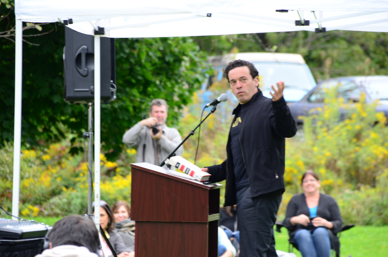 Joseph Boyden 