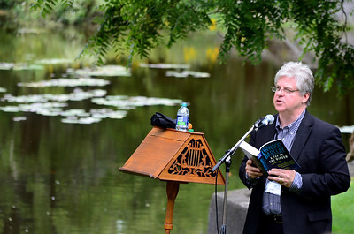 Linwood Barclay, Eden Mills Writers Festival Shari Lovell Photography