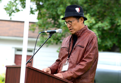 Richard Wagamese  Shari Lovell Photography