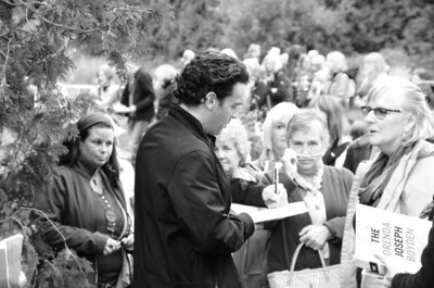 Joseph Boyden, Eden Mills Writers Festival Shari Lovell Photography