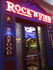 Rock N' Fish for a drink and appetizer (iPhone)