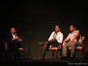 Q&A after the show:  Peter Goldwin, Brian McClintic and Eric Entrikin