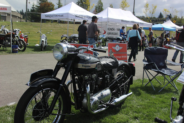 2013 Lemay Motorcycle Show