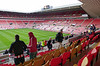 Stadium of Light before Sunderland v Southampton on 12 th May 2013