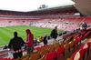 Stadium of Light before Sunderland v Southampton on 12 th May 2013