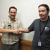 2013 Movember mustache winner Steve Pietzke of Tacoma Water