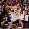 NCAA Temple Indiana Basketball