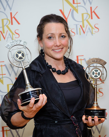 2013 NYF Radio Program & Promotion Awards-RECEPTION AND PORTRAITS