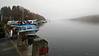 Misty Lake Windermere - Sunday 17th November 2013