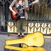 Street Musician 2. Telegraph Avenue