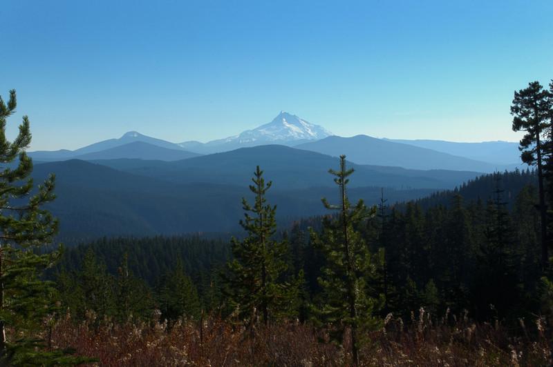 Mt Jefferson from Afar