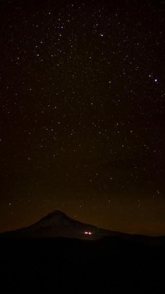 Stars Over Mt Hood