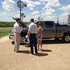 Educational Forum and Ride & Drive at the American Wind Power Center & Museum, Lubbock, July 23, 2013.