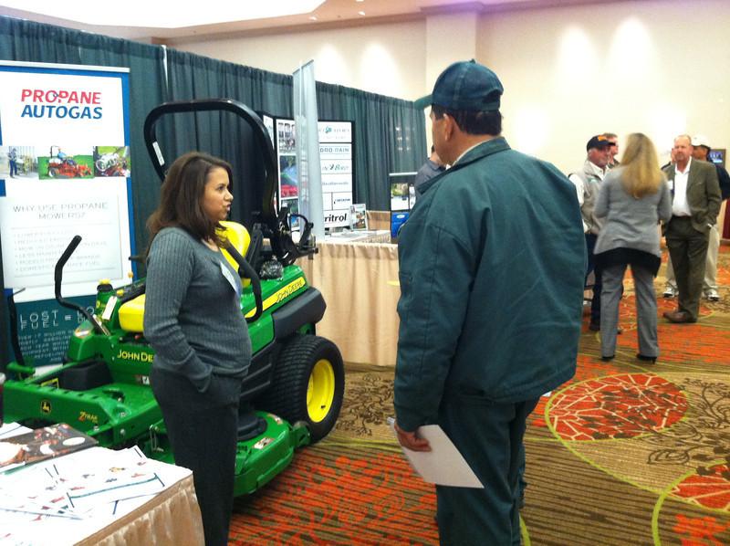 Texas Turfgrass Association Conference, November 12-13, 2013, Dallas