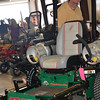 May 5th 2014 Green Lawn Equipment Show, Dallas, TX