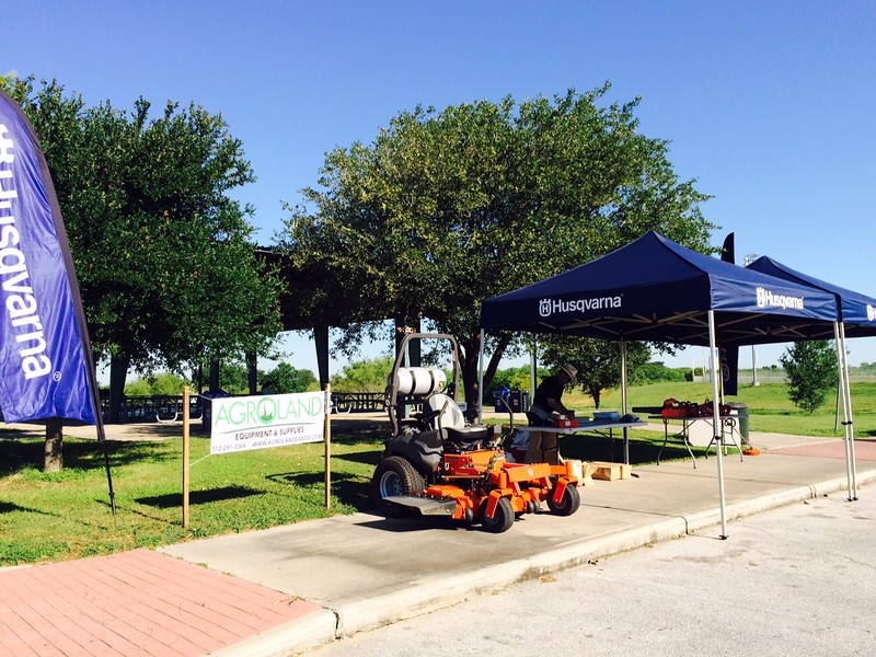 Propane in the Park 2016 Travis County