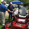 4th Annual Mower & Vehicle Event, October 3, 2013, Padre Park, San Antonio.