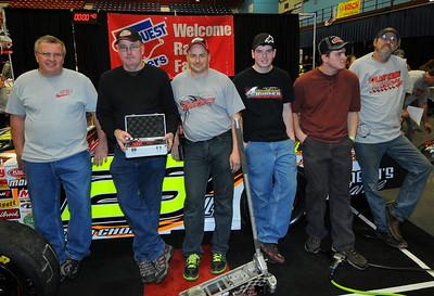 Race Car Show @ Augusta Me. 1-12-2013