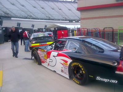 NASCAR K & N Race @ Bristol Tn. 3-14-13