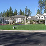 Feather River Retirement facility in Paradise, California.