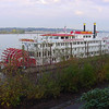 Paddlewheel trip.  Maybe on the Mississippi.