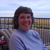 Kari Mohn .... but I don't know where I am.  Maybe on the balcony of our motel in Denver, CO after Duke and Sherril's wedding.