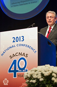 """Raymond Rodriguez, Professor of Molecular and Cellular Biology at UC Davis give keynote address """"40 years of promoting diversity in the STEM disciplines."""""""