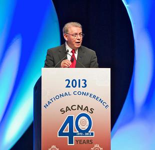 2013 SACNAS Conference, San Antonio TX