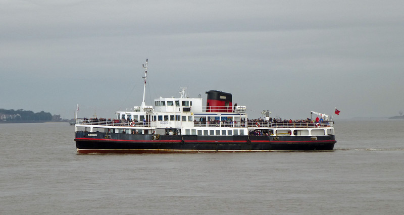Mersey Ferry 21st September 2013