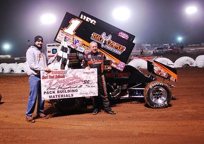 #1s Sammy Swindell Dash 4 Cash Feature Winner
