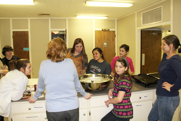2013 Shrove Tuesday EYC Pancake Dinner