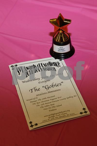 2013 Spotlight Gobie Awards