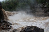 April 19.  Cumberland Falls in a rage after severe rainstorms.
