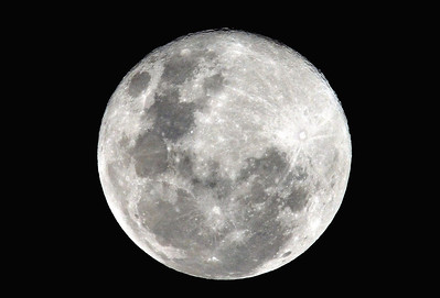 2013 Super Moon June from Chile