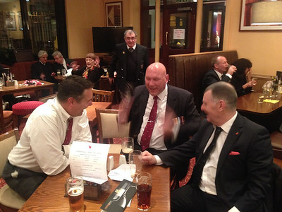 24 In the bar with the Paras, the Foreign Legion and TOS