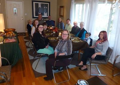 2013 Thanksgiving ATL