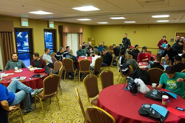 Day 2 - Team Ride + Team Dinner
