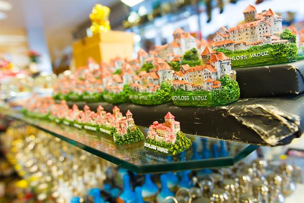 Liechtenstein (Vadus) Gift Shop