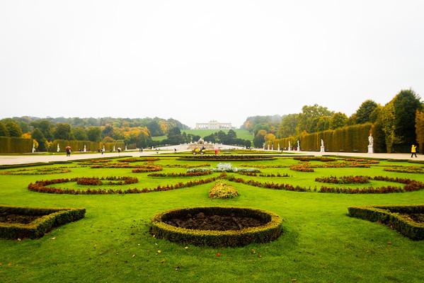 Palaces of Vienna.