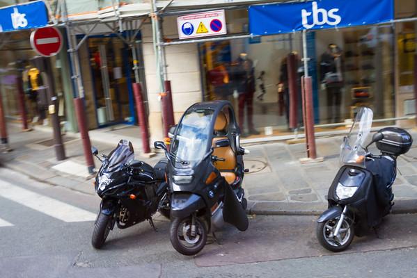 Motorcycle/cartop?
