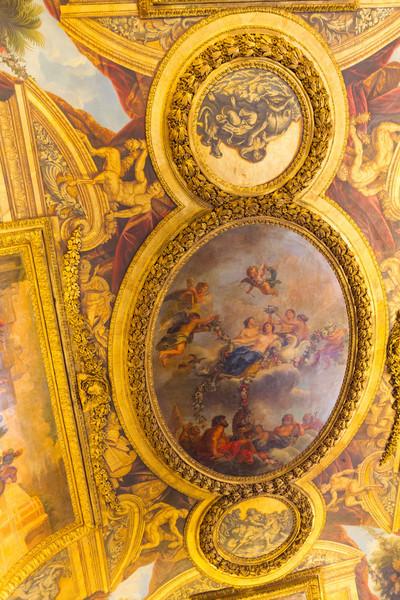 Versailles Palace.