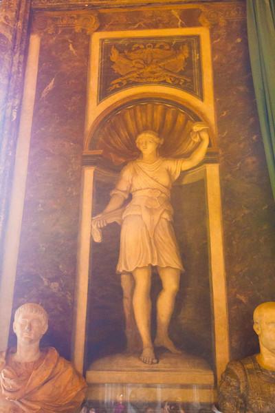Versailles Palace - 3D ish painting.