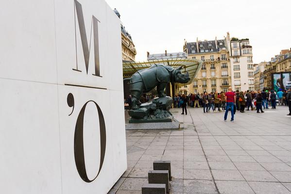 9/20/2013: Musee d'Orsay.