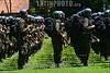 BRASIL - 2013-02-22 OS 124 ALUNOS DO ITA APROVADOS NO VESTIBULAR INICIARAM ONTEM E TERMINARAM HOJE UM TREINAMENTO NO CPOR COMO PARTE DAS ATIVIDADES , NA SEGUNDA PROXIMA INICIA AS AULAS NO ITA COM A PRESENCA DO MINISTRO DA DEFESA NA AULA MAGNA / Instruccion militar / Brasilien : Militärische Ausbildung  © Lucas Lacaz Ruiz/LATINPHOTO.org